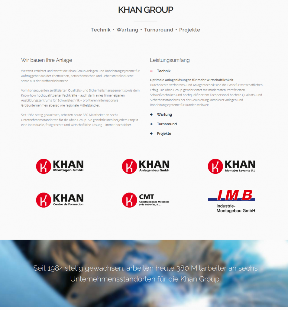 Khan Group-www_khan-montagen_de