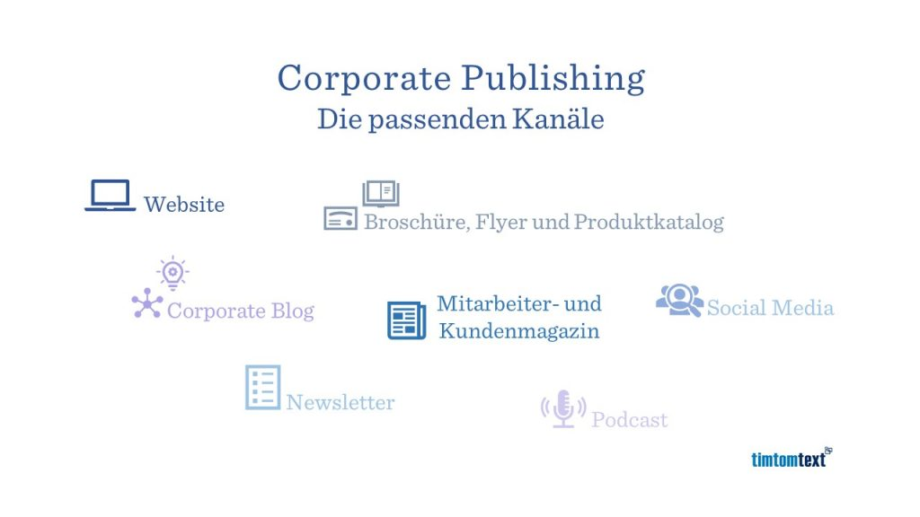 Corporate Publishing