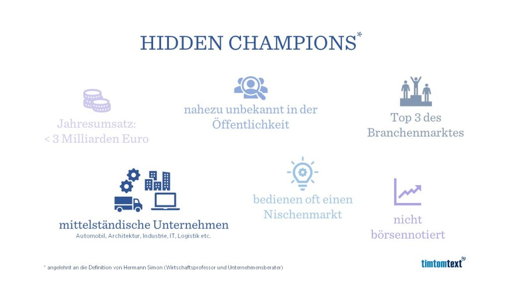 Definition Hidden Champions